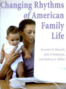Changing Rhythms of American Family Life Cover